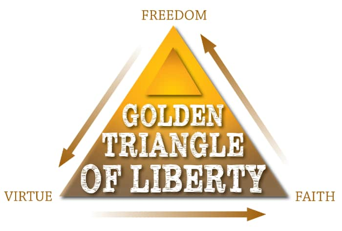 Golden Triangle of Liberty